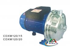 Bơm đầu INOX cánh đĩa INOX CDXM120/15 - CDXM120/20