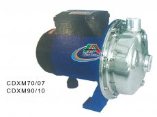 Bơm đầu INOX cánh đĩa INOX CDXM70/07 - CDXM90/10