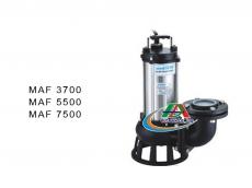 Máy bơm nước thải hiệu MASTRA MAF 3700 / MAF 5500 / MAF 7500